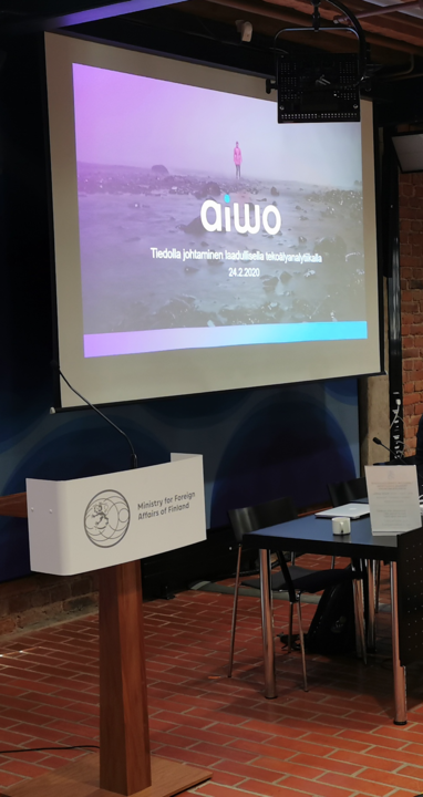 Aiwo's Commitment to Support Authorities During the Coronavirus Outbreak