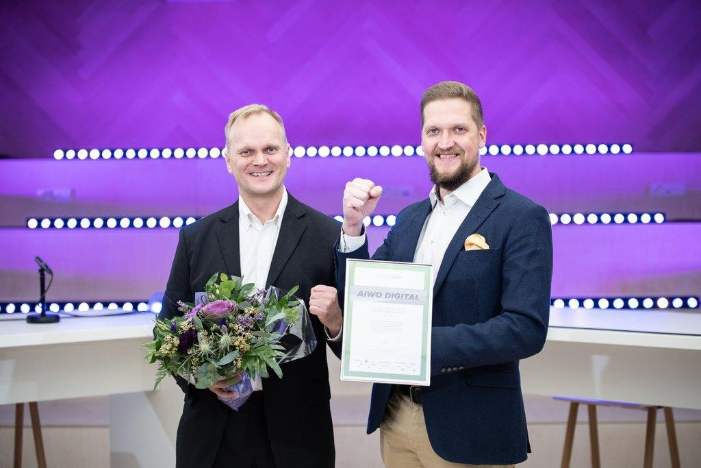 Aiwo has been chosen as one of the Best Growth Startups in Finland