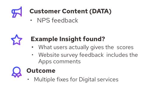 Aiwo NPS Score Case example